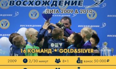 Футбольный чемпионат -Лига Восхождение- 2009, 2010 (Январь-март 2021)